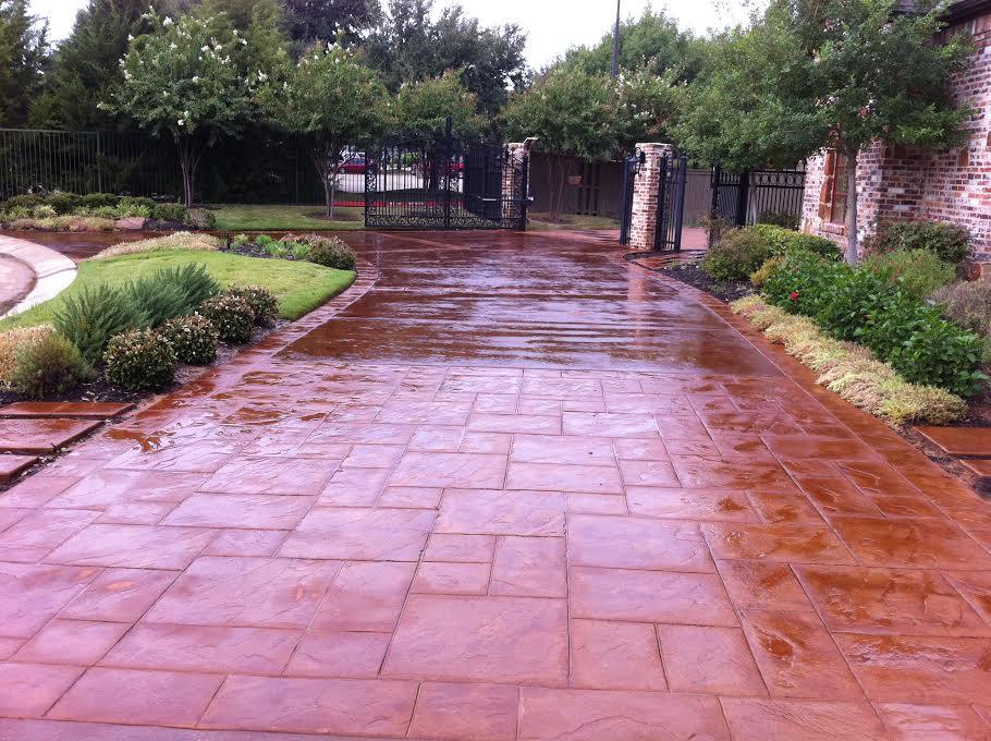 Home Concrete Pool Decks Fort Worth